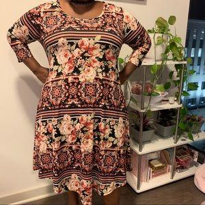 🎉HP🎉 Floral dress